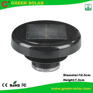 8LED Solar Security Roof Light