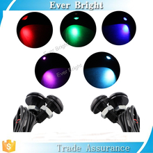 China factory direct wholesale price daytime running 12v eagle eye lights led drl green ice blue pink small round drl