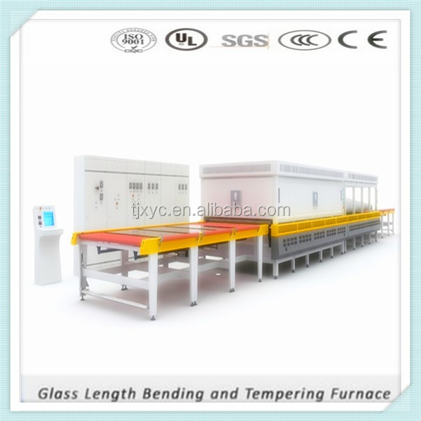 Manufacturer supply glass laminating furnace/flat glass tempering furnace
