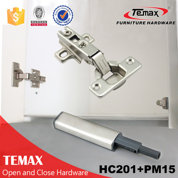 Magnetic head stainless steel cover damper