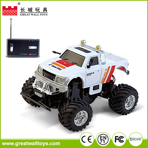 1/58 1.5V micro toys rc car made in china,radio control off-road vehicle