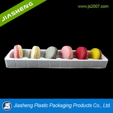 6pcs Macaron Blister Tray Packaging For Retail