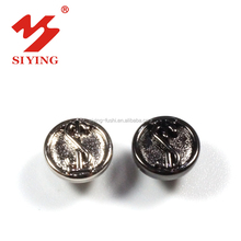 Wholesale aluminum snap fastener button rivets for clothing