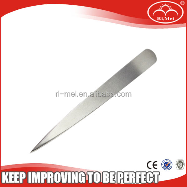 Portable Splinter Removal Tweezer Facial Hair Tweezer