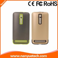 Factory price mobile phone tpu pc combo case, waterproof case for asus zenfone 2