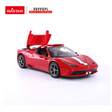Rastar gift toy made in china Ferrari licensed electric rc car radio control vehicle
