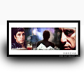 Famous People Scarface Al Handmade Oil Painting