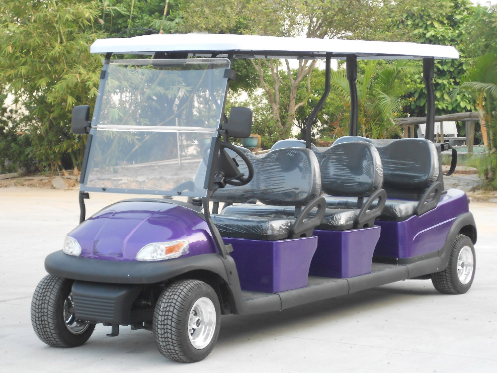 6 seats cheap club electric golf cart for sale buy golf for Motorized carts for sale