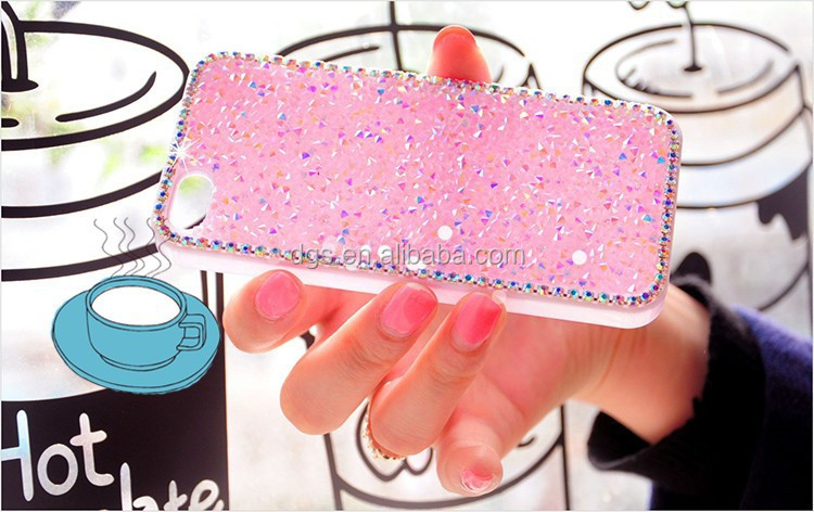 noble bling rhinestone cellphone protective case for iphone4/4s/5/5s/5c/6/6 plus,same mobile phone cover for samsung i9300/i9500