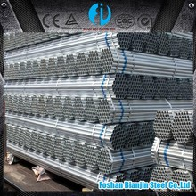 Undergo A Rigorous Inspection Products Galvanized Iron Pipe Price Building Material Manufacturer
