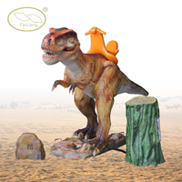 Realistic Dinosaur Costume for Sale Animatronic Walking Dinosaur Costume