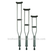 Aluminum Crutches with Accessories