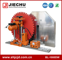 BAOJIE Concrete Cutting Asphalt Cutting Floor Saw,Deep Wall Cutter BJ-1000DW