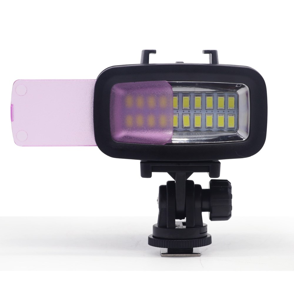 The latest 700LM portable waterproof LED light for Photographic Lighting