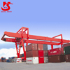 rail mounted model gantry container crane