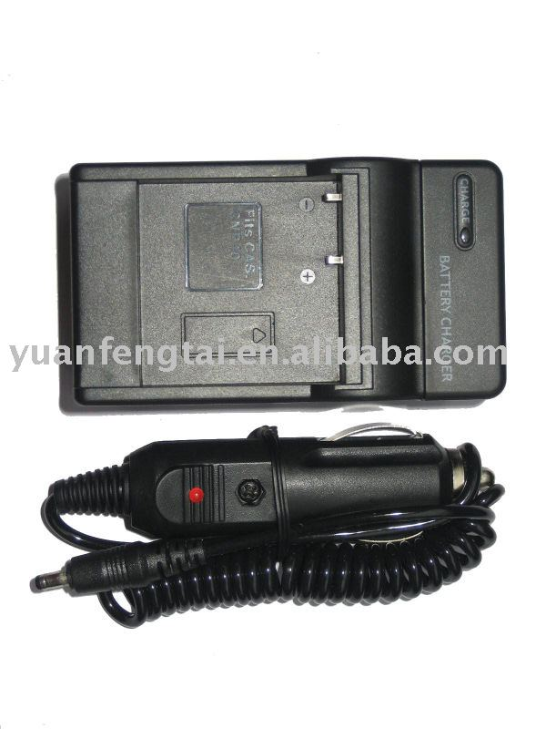 Digital Camera Battery Charger for CASIO NP-40