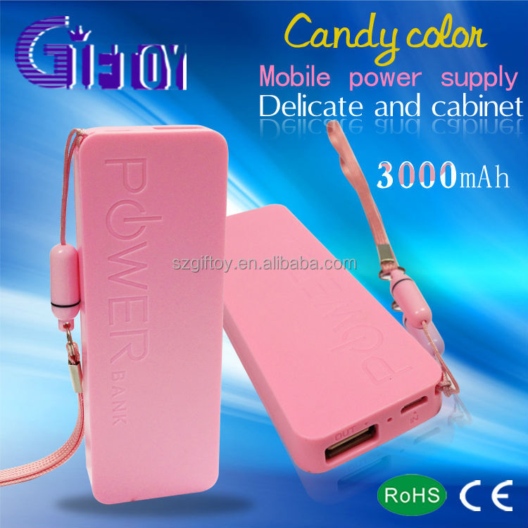 Good quality power bank for MP3, MP4, mobile phone&digital product