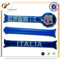 Promotional Customized PE Plastic Inflatable Cheering