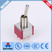 12V off on on toggle switch mini toggle switch,china supplier