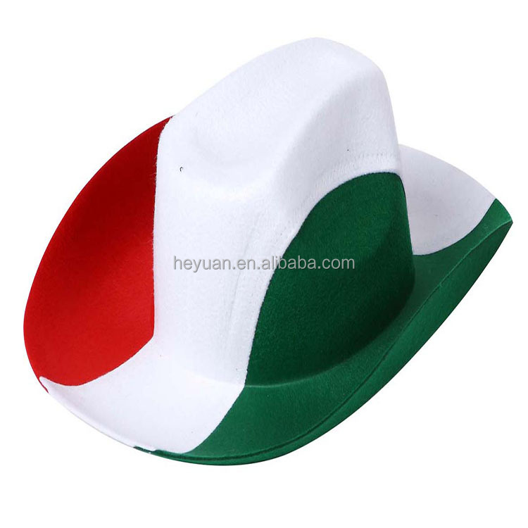 Hot Sale Custom Cheap Football Fans hats for Men