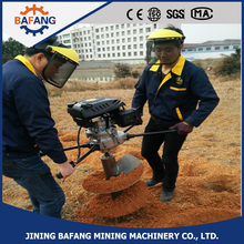 Electric drill machine earth auger