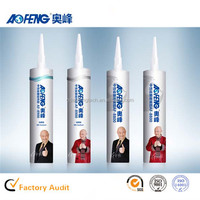 China Famous Brand High Quality Glass Gel Gum Sticking Glue Structural Silicone Sealant Silicone Glass