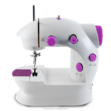 Manual mini sewing machine FHSM-202 with double thread, trade assurance service provided