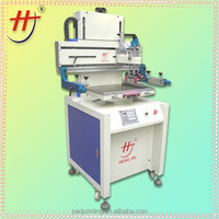 Hengjin precise glass printing machine , automatic screen printer for sale ,hat screen printing equipment of HS-500PI