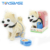 2018 Best Selling Products Plush Toys Matchmaking Electric Dog Toy