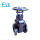 made in china manual water gate valve