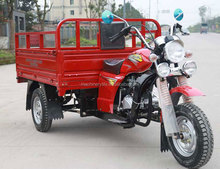 Chongqing 1.7 Meter Length Carriage Good Quality 3 Wheel Cargo Motorized Tricycle for Adults