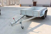 10*5 Tandem Axle Offroad Box Trailer