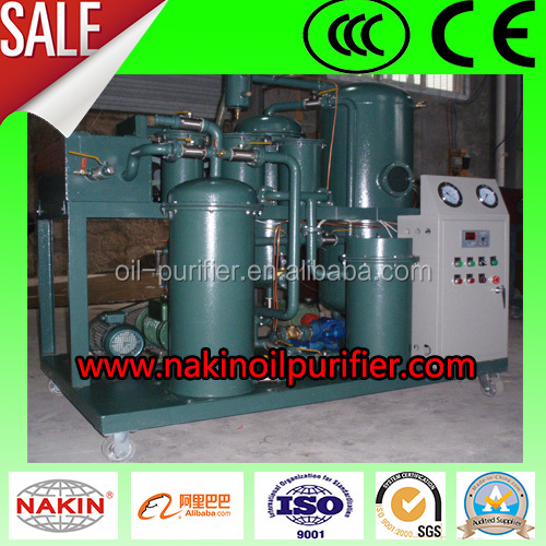 TPF used cooking / vegetable oil filtration, oil purifier machine