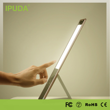 2016 alibaba China IPUDA dimmable led drawing table lamp with built-in rechargeable battery