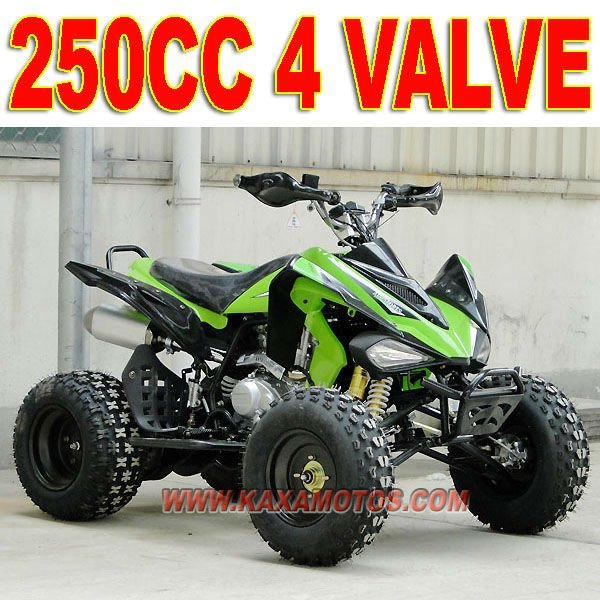 24HP 4 Valve 250cc Quad Bike