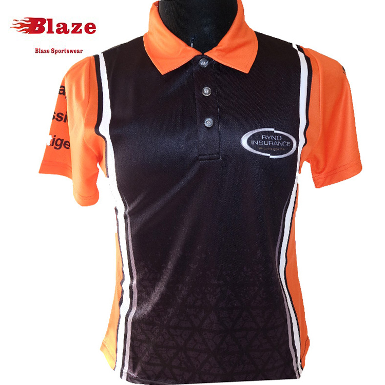 Customized full sublimation short sleeve auto motorcycle jersey manufacturer