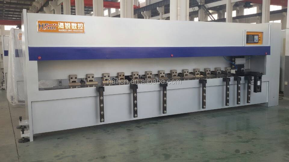 Grooving machine / Sheet Metal plate stainless steel CNC V Cut Machine