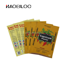 Health Medical Menthol And Capsaicin Belladonna Capsicum Plaster