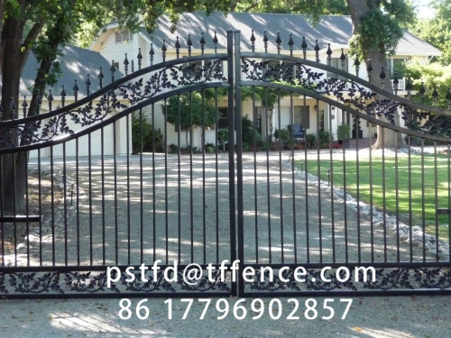 main gate design competitive price factory sale iron gate grill designs