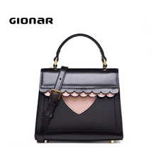 2017 China Import Newest Style Genuine Leather Handbag For Women