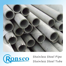 ASTM 304 4 inch schedule 5 stainless steel pipe,stainless steel pipe for project, stainless steel seamless pipe