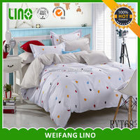 bed sheet cover/raw material for bedding/design your own bed sheets