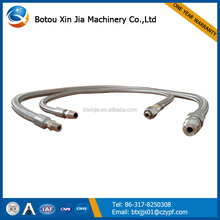 stainless steel wire braided flexible gas hose