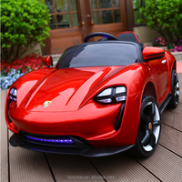 Good quality 4-wheel electric vehicle kids electric toy car for sale