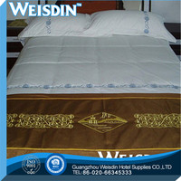 100% cotton best selling products 2014 1000 TC 4 Piece Bed Sheet Set- 12 colors