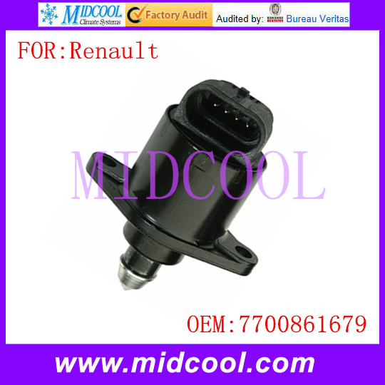 Auto IAC Idle Air Control Valve 7700861679 FOR Renault