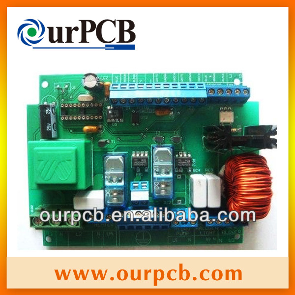 China Professional led driver controller pcb assembly