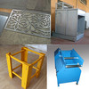 Customized Industrial Fabrication Industrial Parts Fabrication