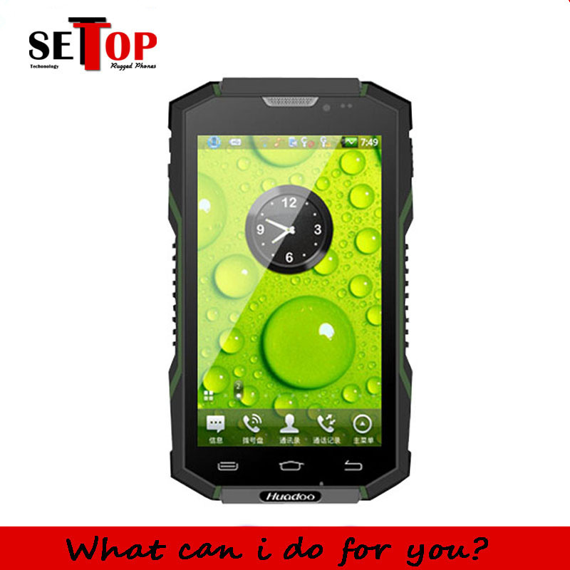 2017 new 5 inch model mobile phone android NFC GPS smartphone ip68 waterproof rugged phone