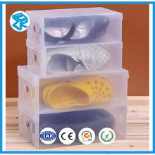 pp leather shoes transparent shoe low price sports package packing box